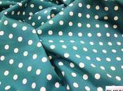Raso cotone elasticizzato abbigliamento femminile