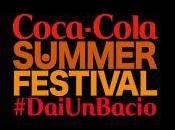 COCA-COLA SUMMER FESTIVAL #DAIUNBACIO 2015 giugno.