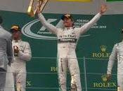 Austria 2015: primo secondo posto alla MercedesAMGF1. giornalisti italiani ................