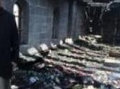 ISRAELE Incendio alla chiesa della moltiplicazione pani