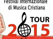 """Festival Internazionale Musica Cristiana Mondo Canta Maria"""", sabato luglio 2015 Roccella Ionica (RC)."""