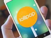 Motorola rilascia Android Lollipop Moto (2013)