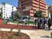 Sassari Inaugurato giardino piazza monsignor Carta