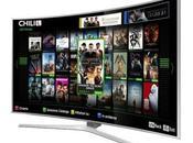 Samsung Chili portano cinema streaming (4K) nelle case degli italiani