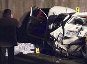 Tragico incidente sulla Napoli Salerno, morto