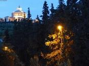 Santuario notte visto forte