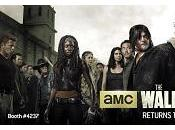 """The Walking Dead poster ufficiale Comic-Con"