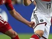Europeo Under Germania Danimarca avanti, fuori padroni casa