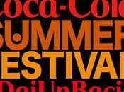 Coca-Cola SUMMER FESTIVAL #daiunbacio GIUGNO PIAZZA POPOLO ROMA