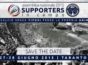"""Programma dell'assemblea 2015 """"Supporters Campo"""" Taranto 27-28 giugno"""