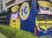 Megabus, grandi viaggi Euro. Ecco tratte orari