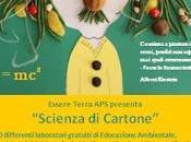 """Scienza Cartone"""", educazione ambientale Mediateca Reg.le, progetto Essere Terra"""