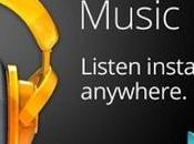 Google Play Music diventa gratuito quasi) negli