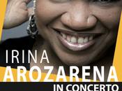 Irina Arozarena Soul Series band concerto
