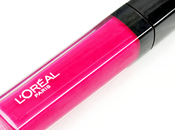 close make n°294: L'Oreal, Mega Gloss Infaillible Matte n°405