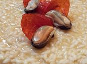 Risotto all'acqua cozze pomodoro #risaiami