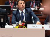 """Migranti: accordo Renzi: """"Prevalso principio europeo, solidarietà Tunisia Francia"""""""