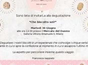 """Degustazione biscotti """"Che biscotto sei"""" Furezze Milano"""