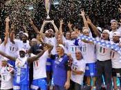 """Basket, """"festeggiamenti sardi"""" fino all'alba primo scudetto della Dinamo Sassari"""