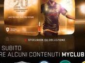 Evolution Soccer 2016, Amazon contenuti della Anniversary Edition