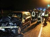 Incidente sulla Napoli-Bari, grave bambina anni