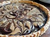 Crostata nutella mascarpone