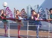 Mediterraneo Settembre navigazione Winx Fairy Cruise
