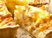 Ricette mondo: Francia- Torta salata