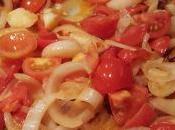 Spaghetti alla crema Cipolle Rosse Tropea: bontà!
