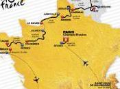 Tour France 2015: percorso favoriti