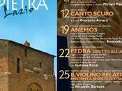 ROMA SUTRI: PRIMA NAZIONALE KIRON CAFE' TEATRI PIETRA LAZIO EDIZIONE