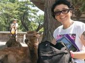 Camminando lungo strade Nara
