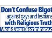 «Gesù disse alcune persone sono nate omosessuali»