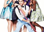 Glee teen vogue
