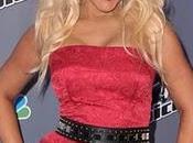 Christina Aguilera Dolce Gabbana giudice Voice