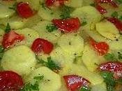 Cozze forno patate