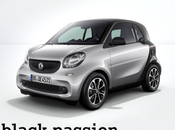 Nuova Smart Fortwo Black Passion anche Neopatentati!!!