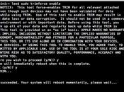 10.10.4 aggiunge supporto TRIM terze parti