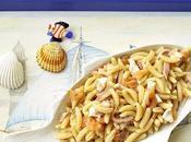 Gnocchetti sardi insalata pesce)