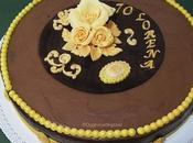 Dark Chocolate Cake anni