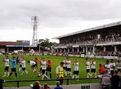 oltre 4.000 match inaugurale rinato Hereford United Manchester