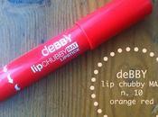 deBBY chubby orange