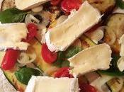 Rotolo Piadina vegetariano: Speedy pranzo!