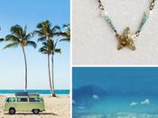 Ispirazioni d'estate: tuffo collana stella marina, nuovi gioielli mare varie info