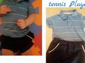 baby tennis player!