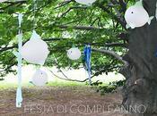 festa compleanno bosco incantato pesci volanti