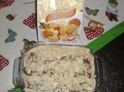 Semifreddo wafer nutella