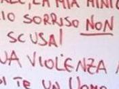 Firenze, fortezza basso. #nessunascusa contro violenza