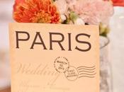 Wedding tour Parigi