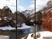 Juvet landscape Hotel: Machina alla Norvegia, solo cinematografico